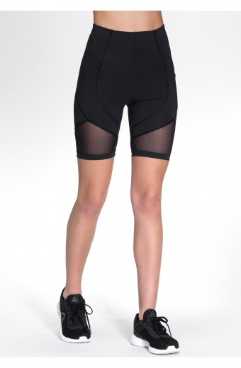 ALESSIA SHORTS, BLACK