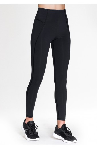 PRIMAVERA LEGGINGS, BLACK