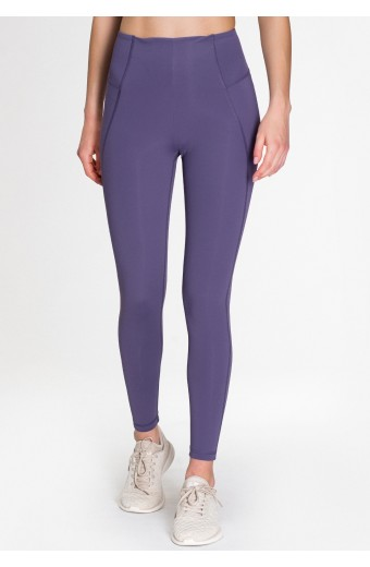 PRIMAVERA LEGGINGS, VIOLET