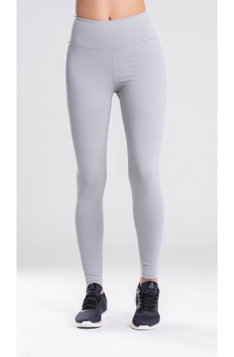 HEART LEGGINGS SOFT GREY