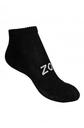 ZOE SOCKS ACTIVE PLUS, BLACK