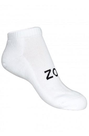 ZOE SOCKS ACTIVE PLUS, WHITE