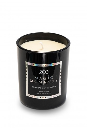 Zoe Magic Moments  Candle, Mango Peach