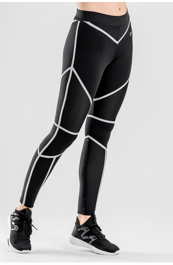 WARRIOR WHITE Leggings
