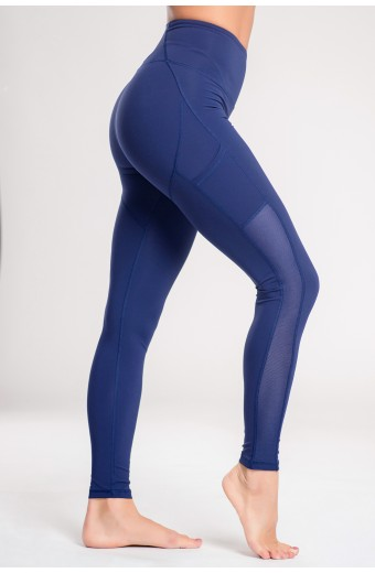 ECLIPSE LEGGINGS, BLUE