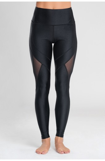 INSTINCT LEGGINGS, BLACK