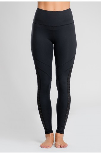 LUCENT LEGGINGS, BLACK