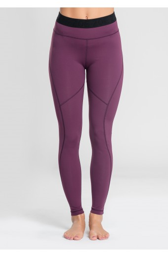 SERENE LEGGINGS, PLUM