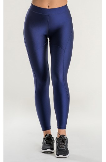 Shine Bright Blue Leggings