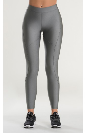 Shine Bright Silver Leggings