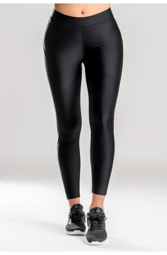 Shine Bright Black Leggings