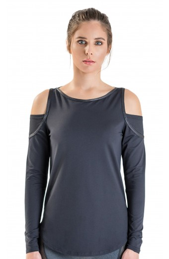 VANITY LONG SLEEVE BLACK